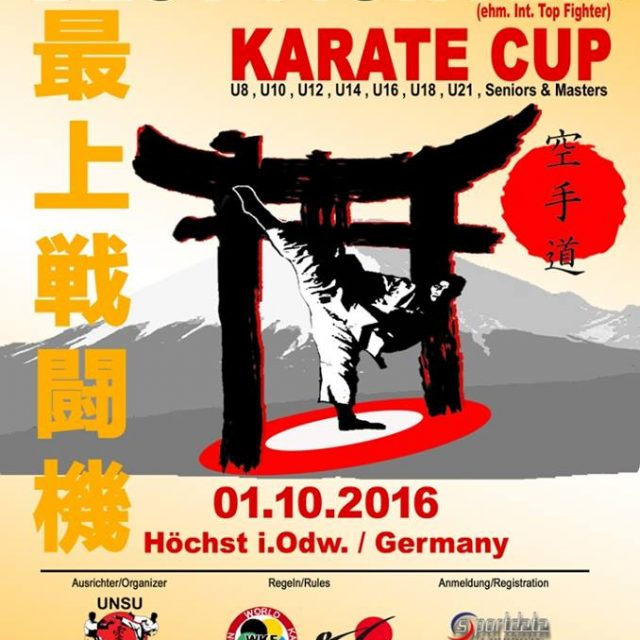 Best Fighter Karate Cup