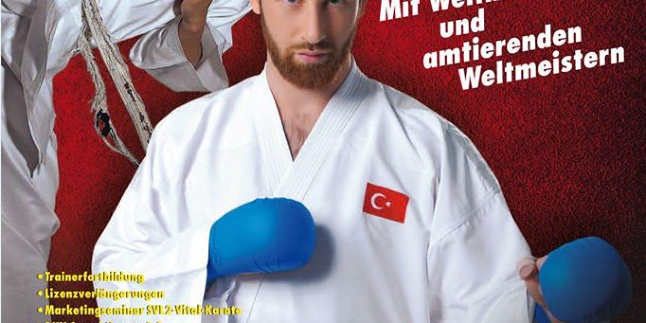 Rückblick - 3. KVBW Karate Sommercamp