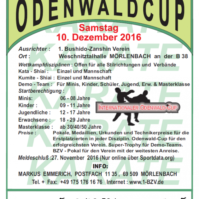 Odenwaldcup