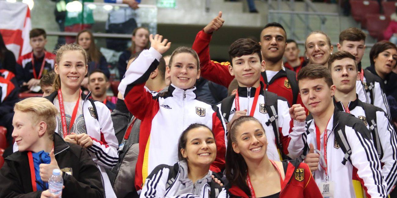 Europameisterschaft der Jugendlichen 2017
