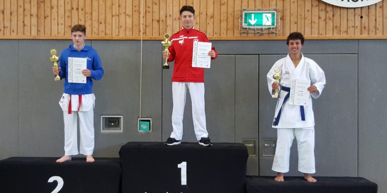 Landesmeisterschaft der Jugend, Junioren und u21 2018