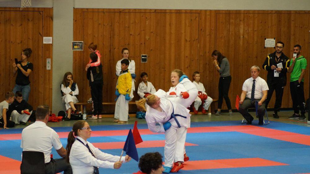 7 x Edelmetall beim Best Fighter Karate Cup