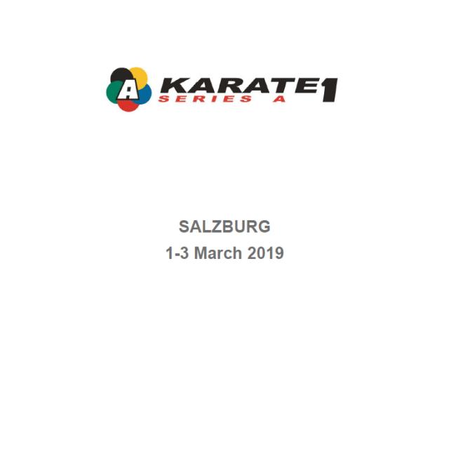 WKF K1 Series A Salzburg