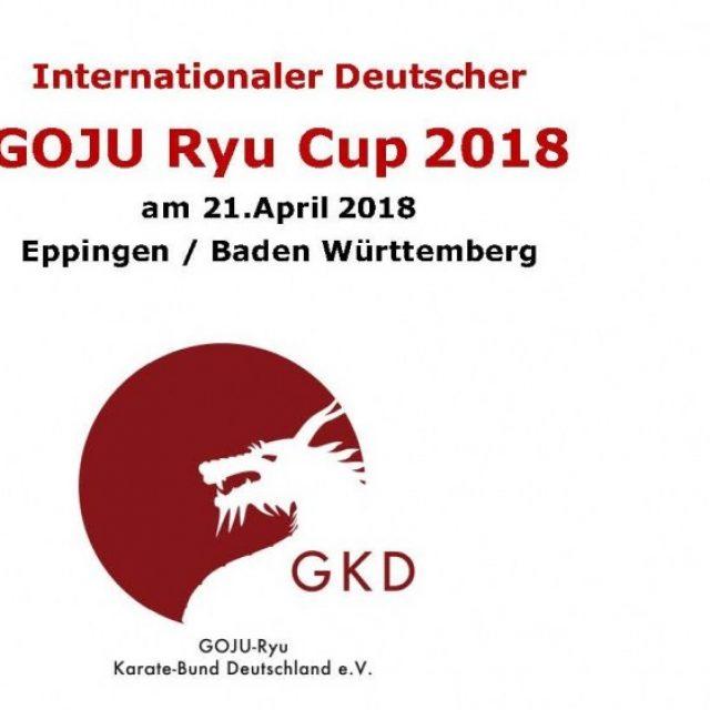 Goju Ryu Cup