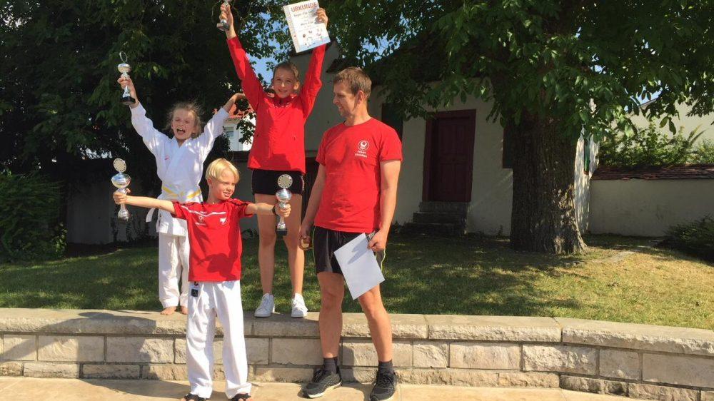 Erfolgreicher Cup Abschluss der Youngsters