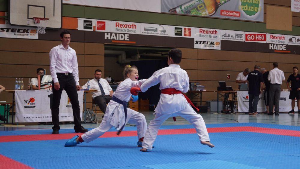8 Medaillen beim KVBW Regio Cup Ost