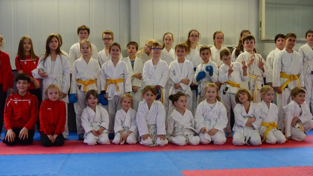 Karate Spring Games