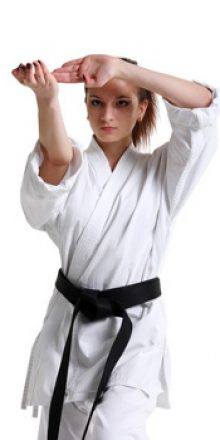 Karate für Jugendliche