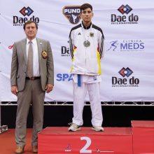 WM Silber für Muhammed Özdemir