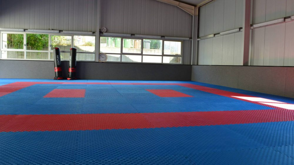 K-Move, Pilates und Krav Maga am Karate Centrum