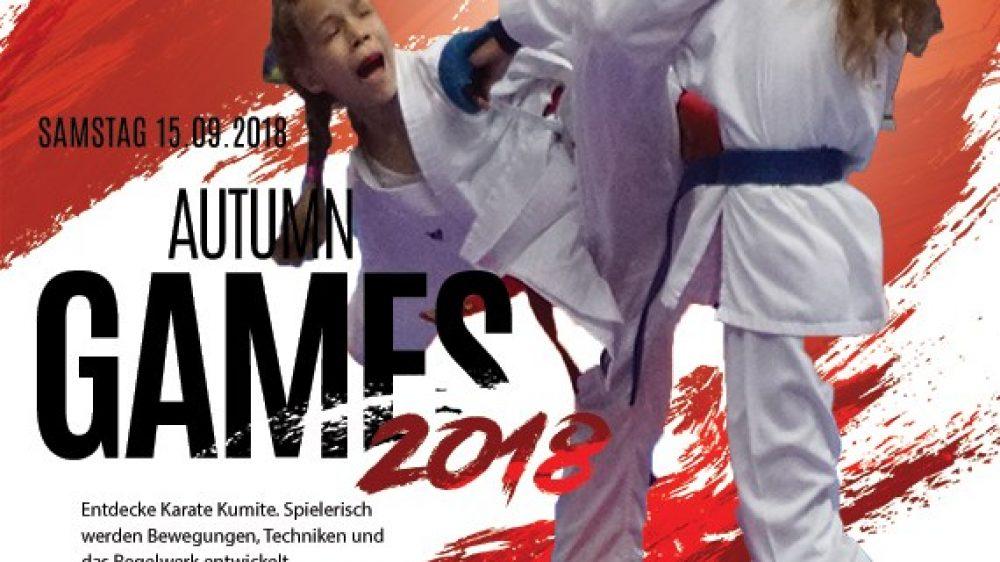Karate Autumn Games