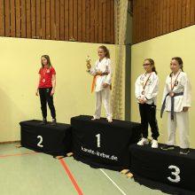 2 x Gold beim Deutschen Goju Ryu Cup
