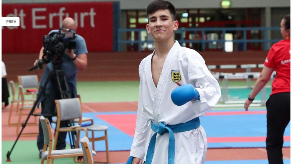 Portrait zur WM- Muhammed Özdemir