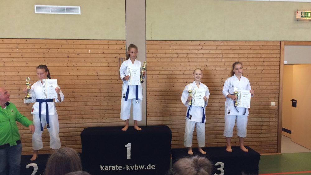 Kata Bronze für Elin Manser