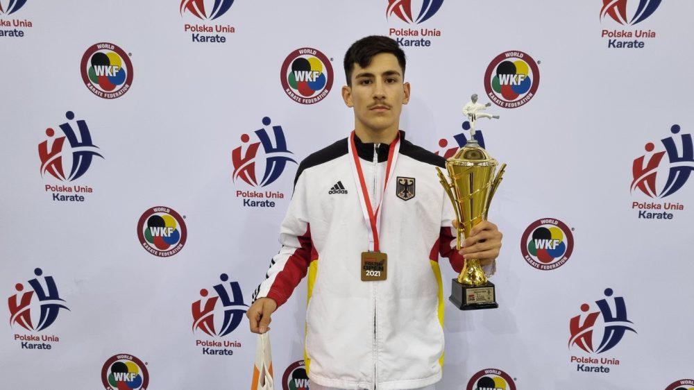 Polish Open – Gold für Muhammed Özdemir